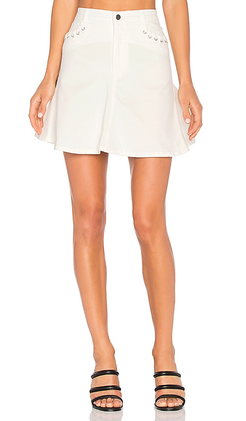 The Fifth Label Stevie Skirt in Ivory