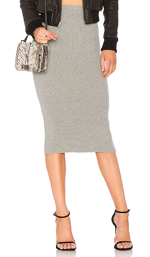 The Fifth Label Galactic Skirt in Gray