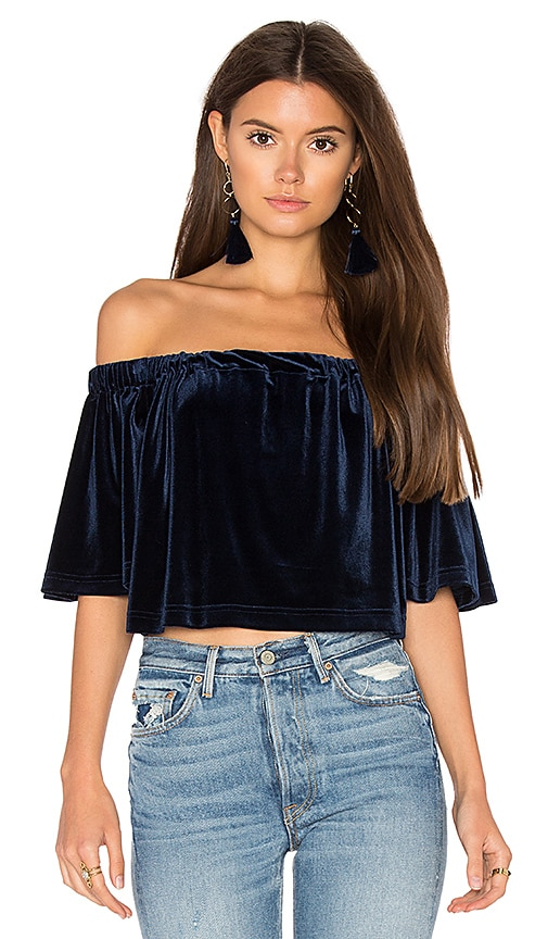 The Fifth Label The Seeker Top in Navy