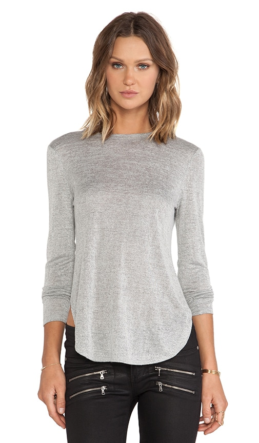 All Night Long Sleeve Top