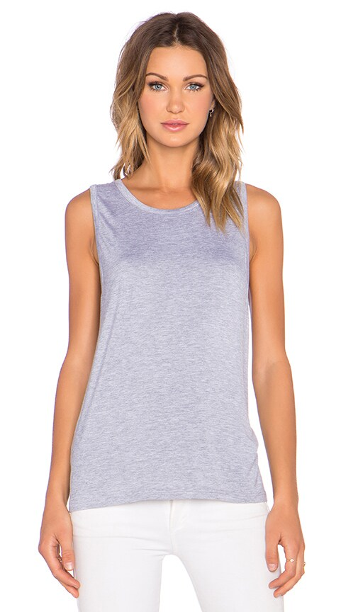 The Fifth Label Fast Walking Tank in Grey Marle