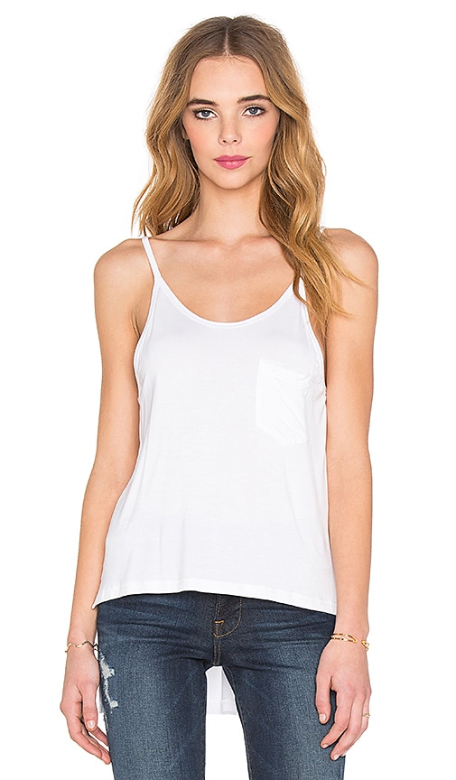 The Fifth Label First Fire Top in White