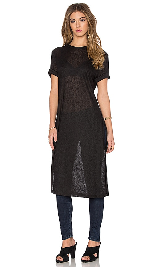 The Fifth Label Pixelated Top in Black