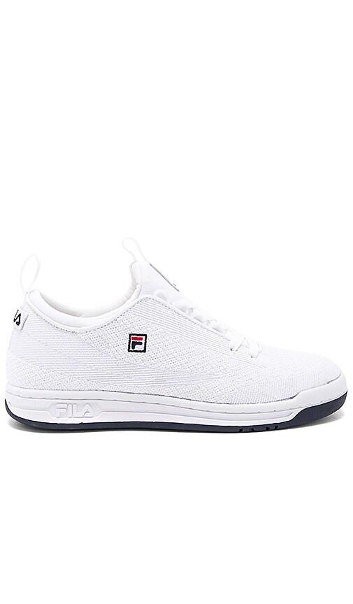 Chaussures De Tennis Fila Original 2.0 SW Blanc Homme Vente