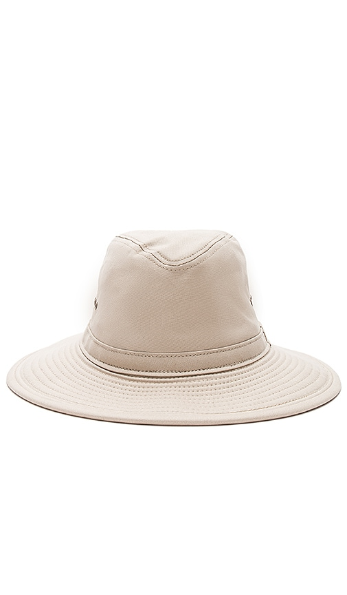Filson Summer Packer Hat in Beige