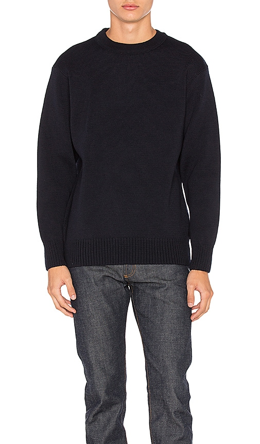 71a87e3ef1c Filson Crewneck Guide Sweater in Dark Navy | REVOLVE