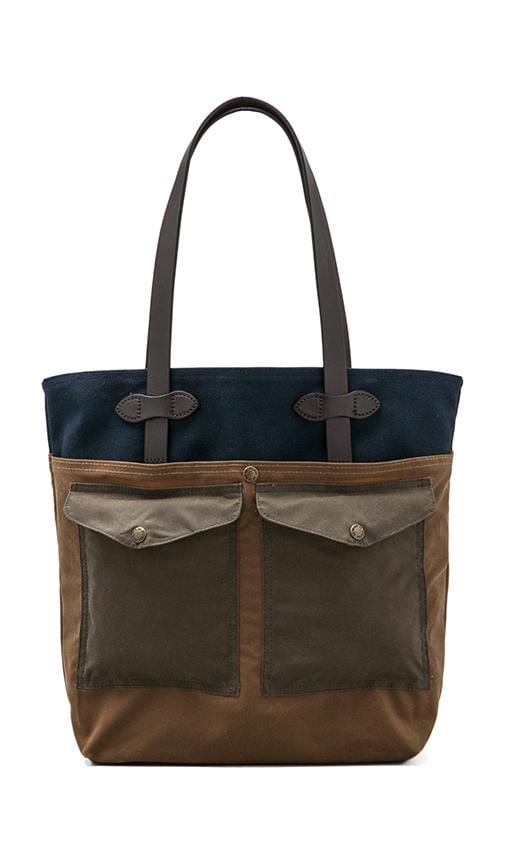 Medium Tote w/ Pockets