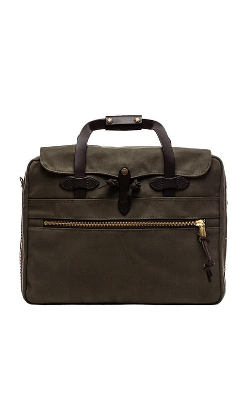 Large Twill Carry-On Travel