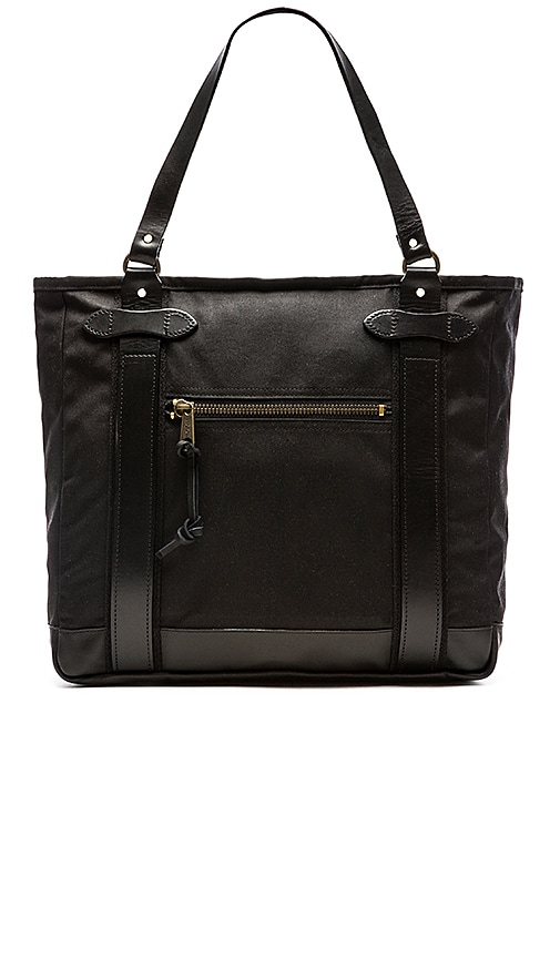 Filson Meridian Tote in Black