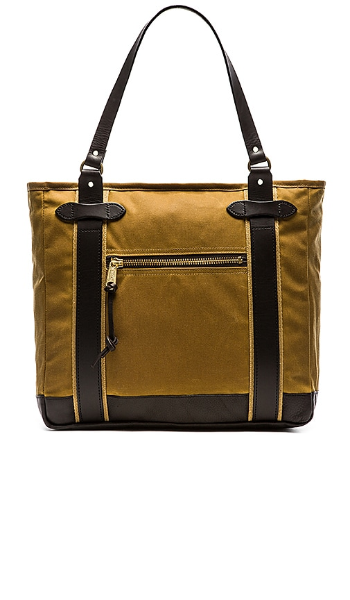 Filson Meridian Tote in Tan