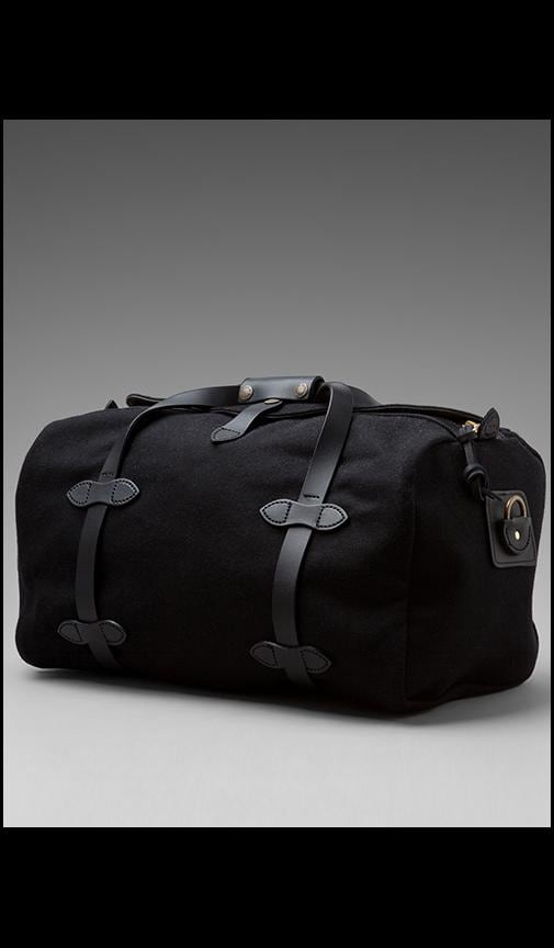 White Label Wool Small Duffle Bag