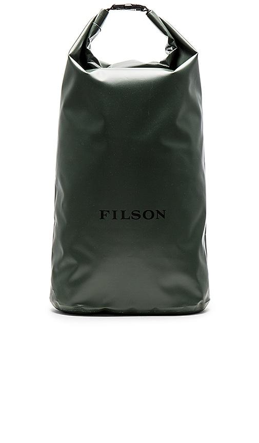 Filson Medium Dry Bag in Army