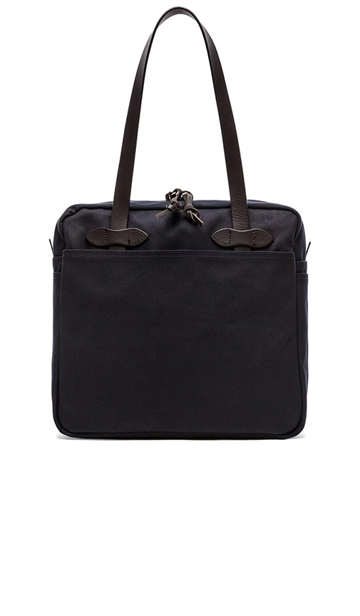 Filson Tote in Navy
