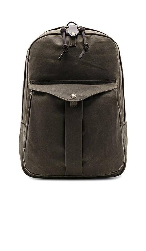 3a061358c Filson Journeyman Backpack in Otter Green | REVOLVE