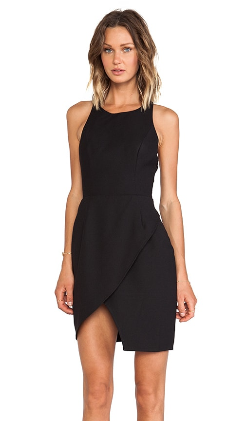 Finders Keepers On and On Dress in Black