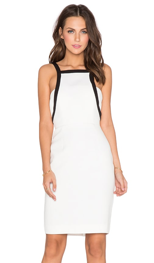 Finders Keepers Go All Night Dress in White