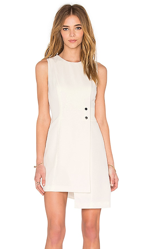 Finders Keepers This Orient Dress in Ivory