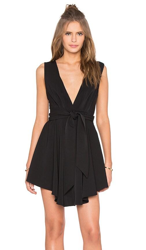 Finders Keepers Collide Dress in Black