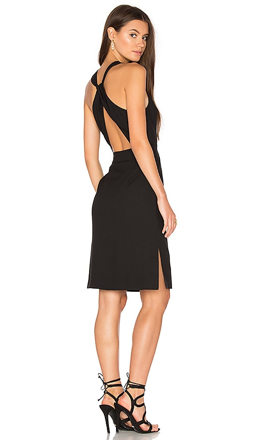 Finders Keepers Frazer Dress in Black