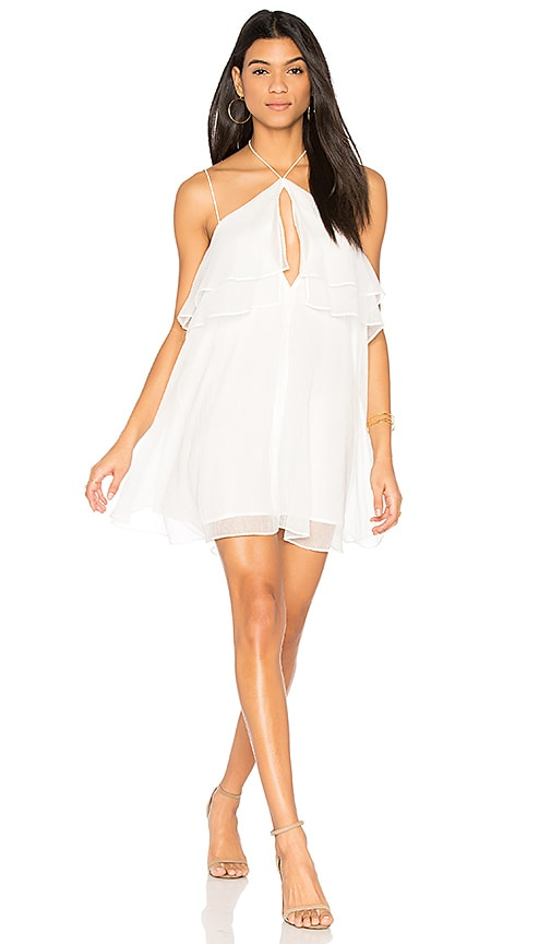 Finders Keepers Mantle Dress in White
