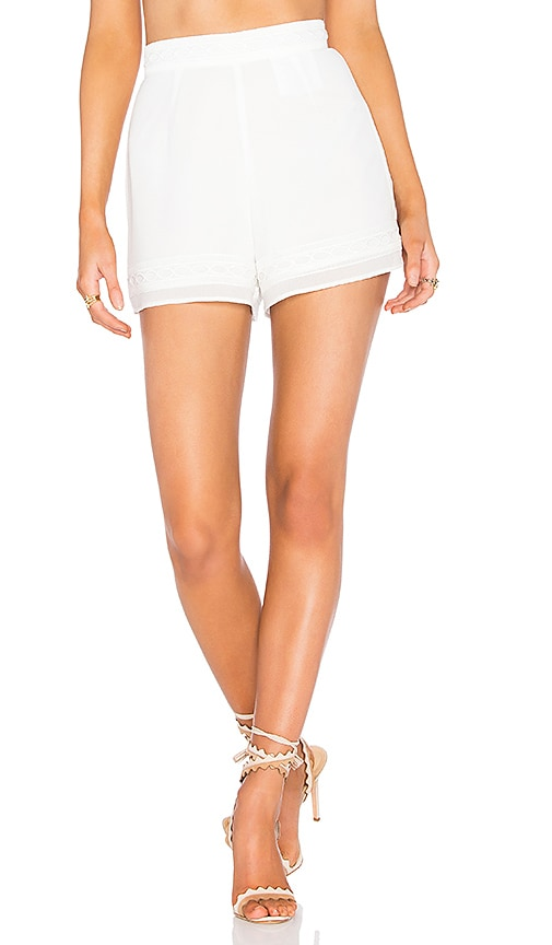 Finders Keepers Maison Short in White