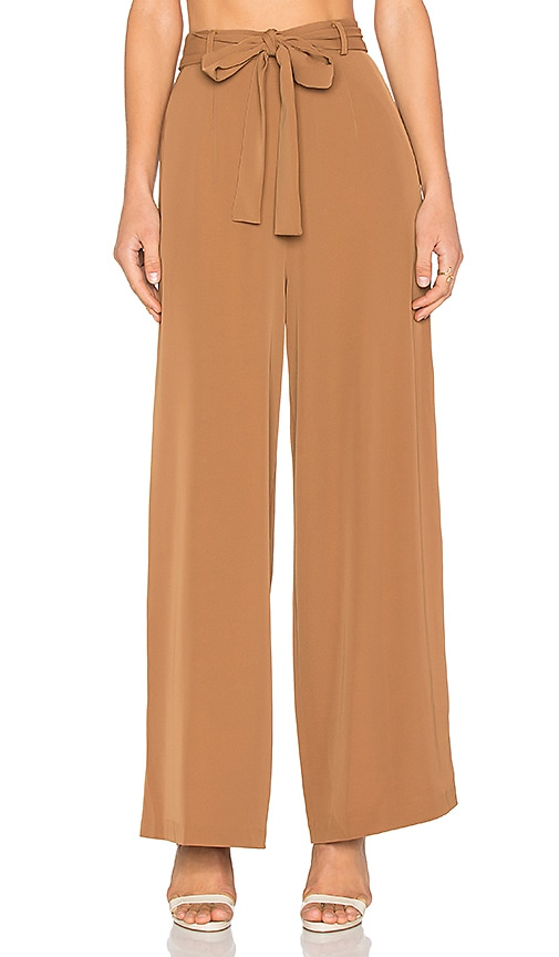 Finders Keepers Guilty Pleasure Pant in Tan