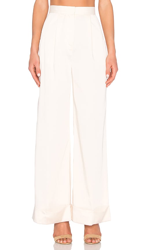 Finders Keepers Belfast Pant in Cream