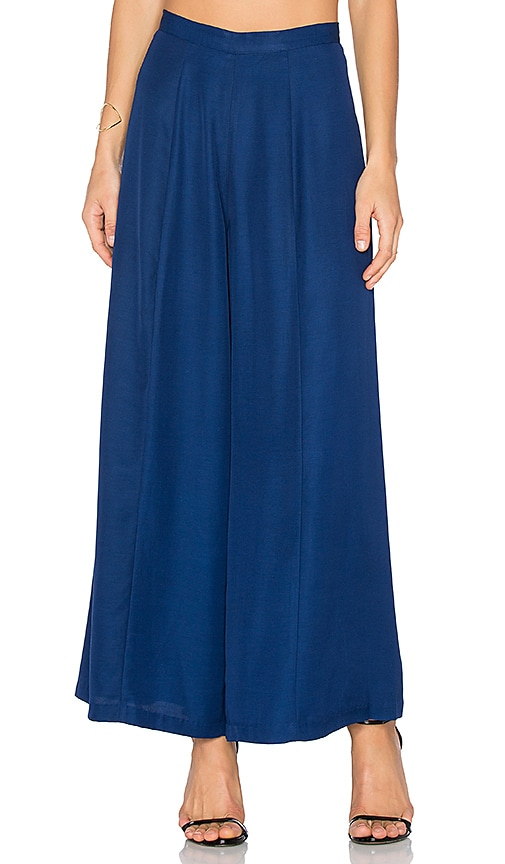 Finders Keepers Leandro Pant in Blue