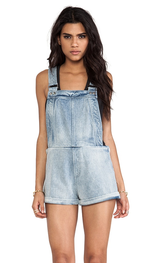 Pawn Shop Blues Playsuit