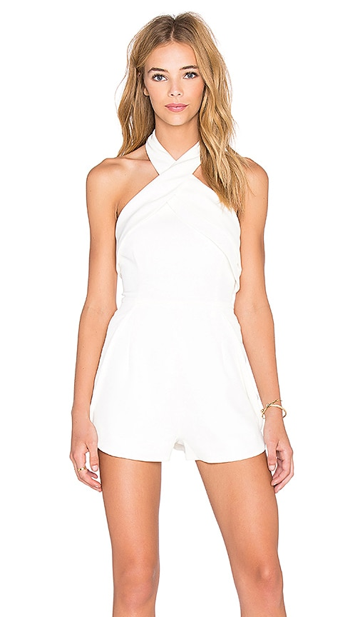 Wrong Direction Romper