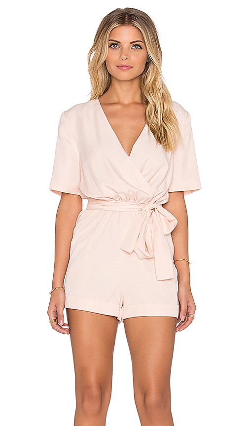 The Rewind Playsuit