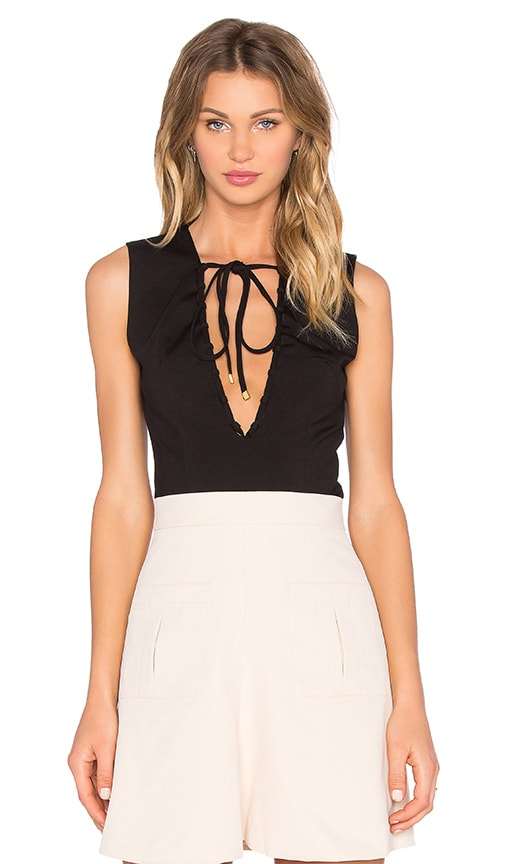 Finders Keepers Superstition Top in Black