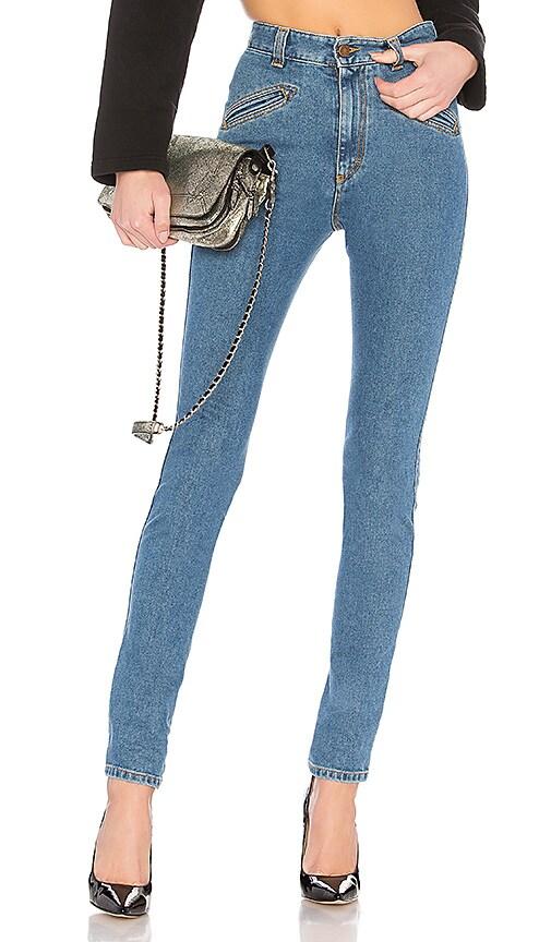 FIORUCCI Edie 70's Slim Jean in Blue