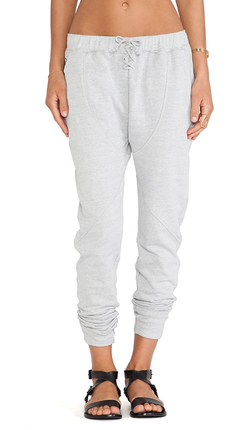 Drop Crotch Trackie Pants
