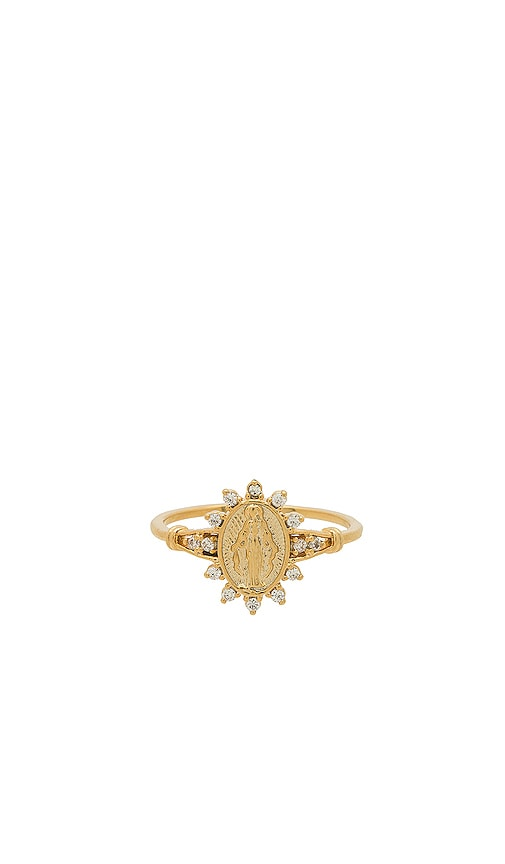 Morena Saint Ring by Five And Two