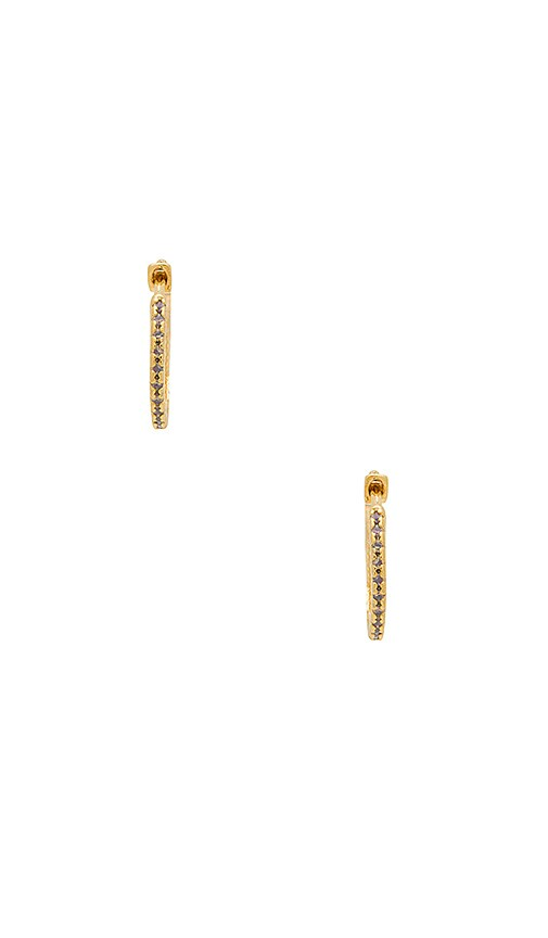 FIVE AND TWO KENNEDY EARRING HOOPS
