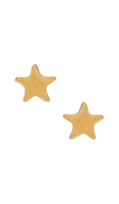 Tess Tiny Star Earrings