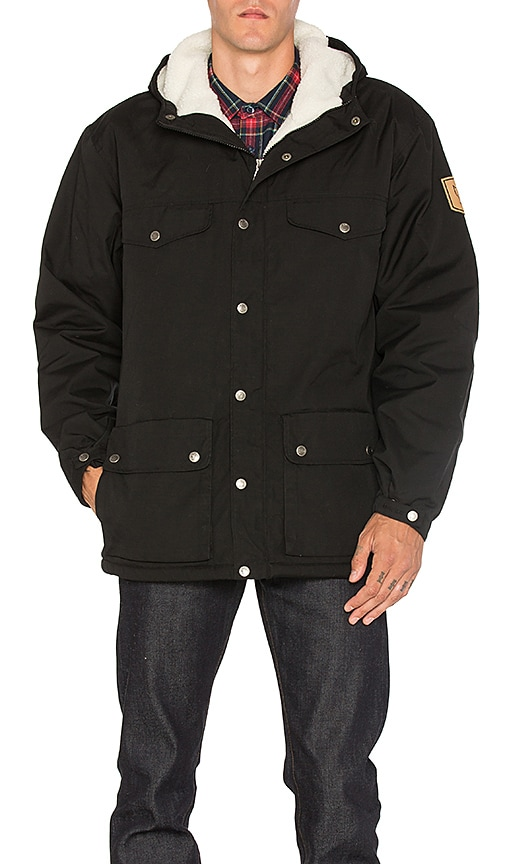 Fjallraven Greenland Winter Jacket in Black