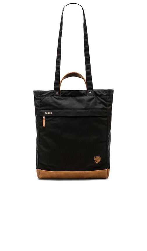 a90562420 Fjallraven Totepack No.2 in Black | REVOLVE