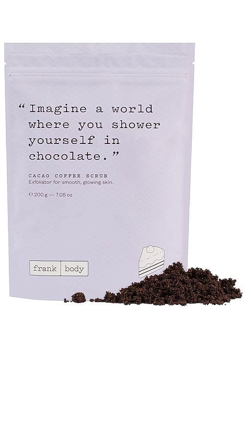 Cacao Coffee Scrub