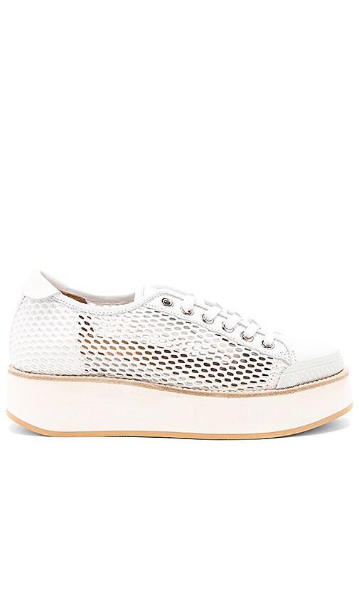 Flamingos Tatum Sneaker in White