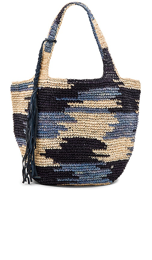 florabella Barrio Tote in Navy