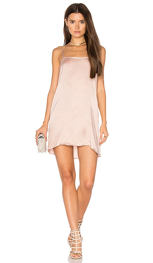 FLYNN SKYE x REVOLVE Summer Slip Dress in Blush
