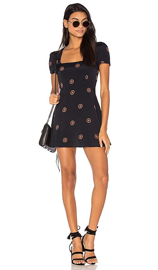 eece72de545a0 FLYNN SKYE Maiden Dress in Sunflower Nights | REVOLVE
