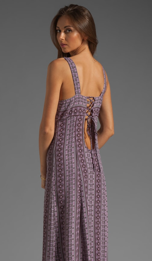 Tie Back Dress Maxi Dress