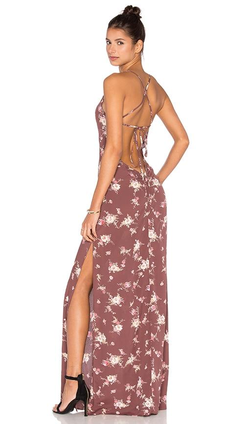 FLYNN SKYE Saturdaze Dress in Dangling Bouquet