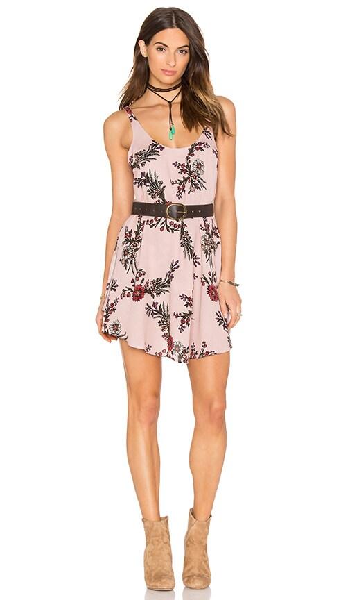 FLYNN SKYE Maisy Dress in Pink