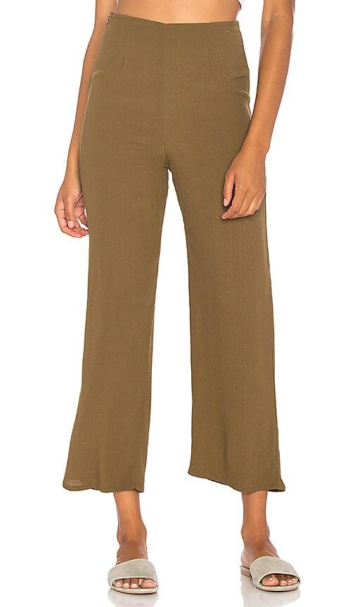 Parker Pant In Black. Pantalon Parker En Noir. - Size Xs (also In L,m,s) Flynn Skye - Taille Xs (également À L, M, S) Flynn Skye