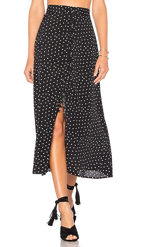 FLYNN SKYE Sophia Skirt in Black