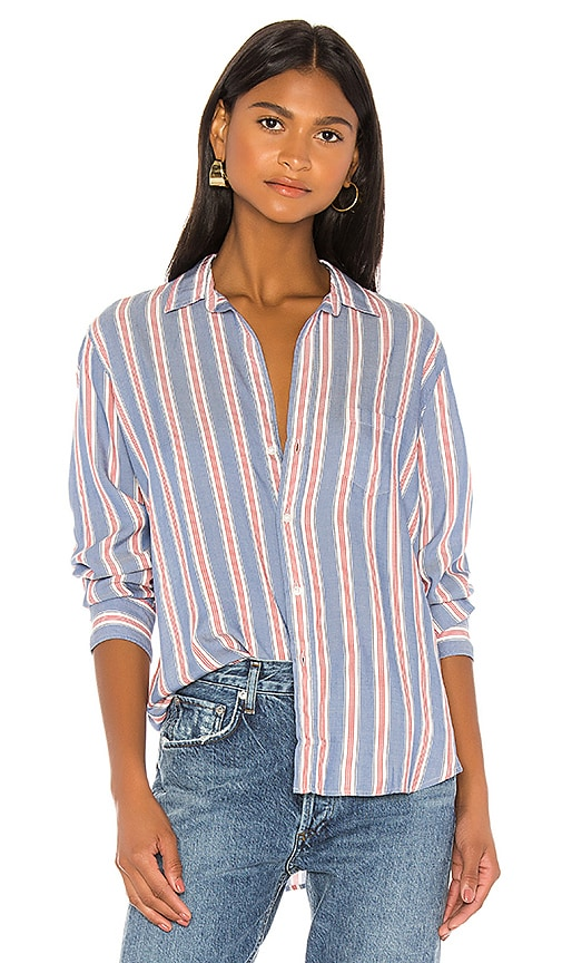 Eileen Button Down